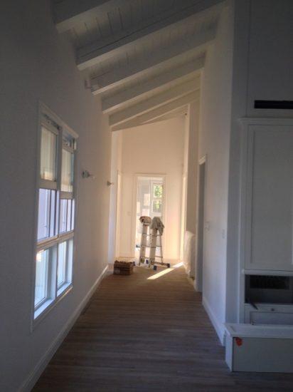 צביעת בית פרטי מבפנים ובחוץ - טופ פרוג'קט