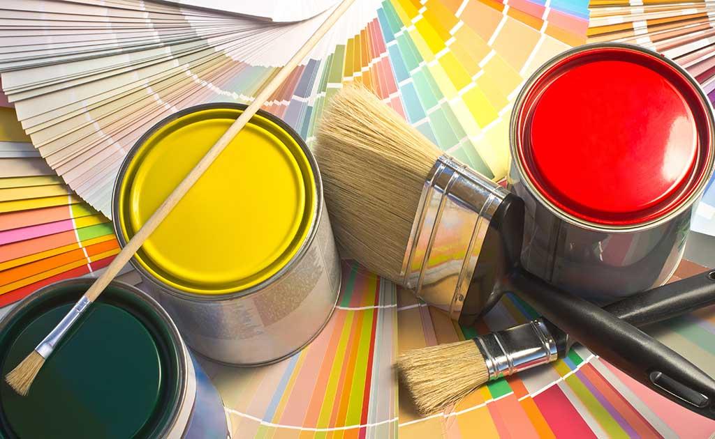סוגי צבעים