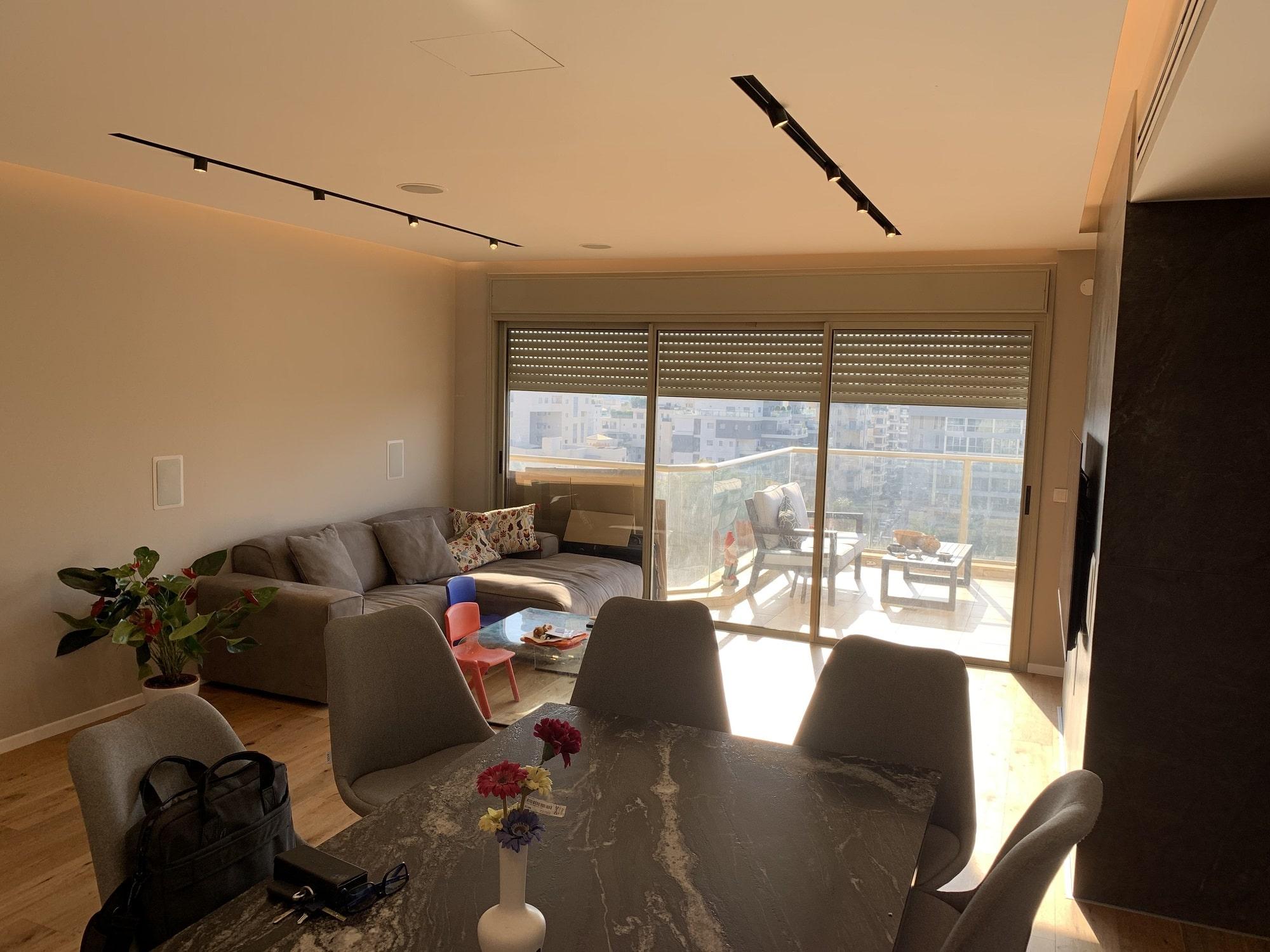 הצעת מחיר לשיפוץ דירה 5 חדרים מפורטת