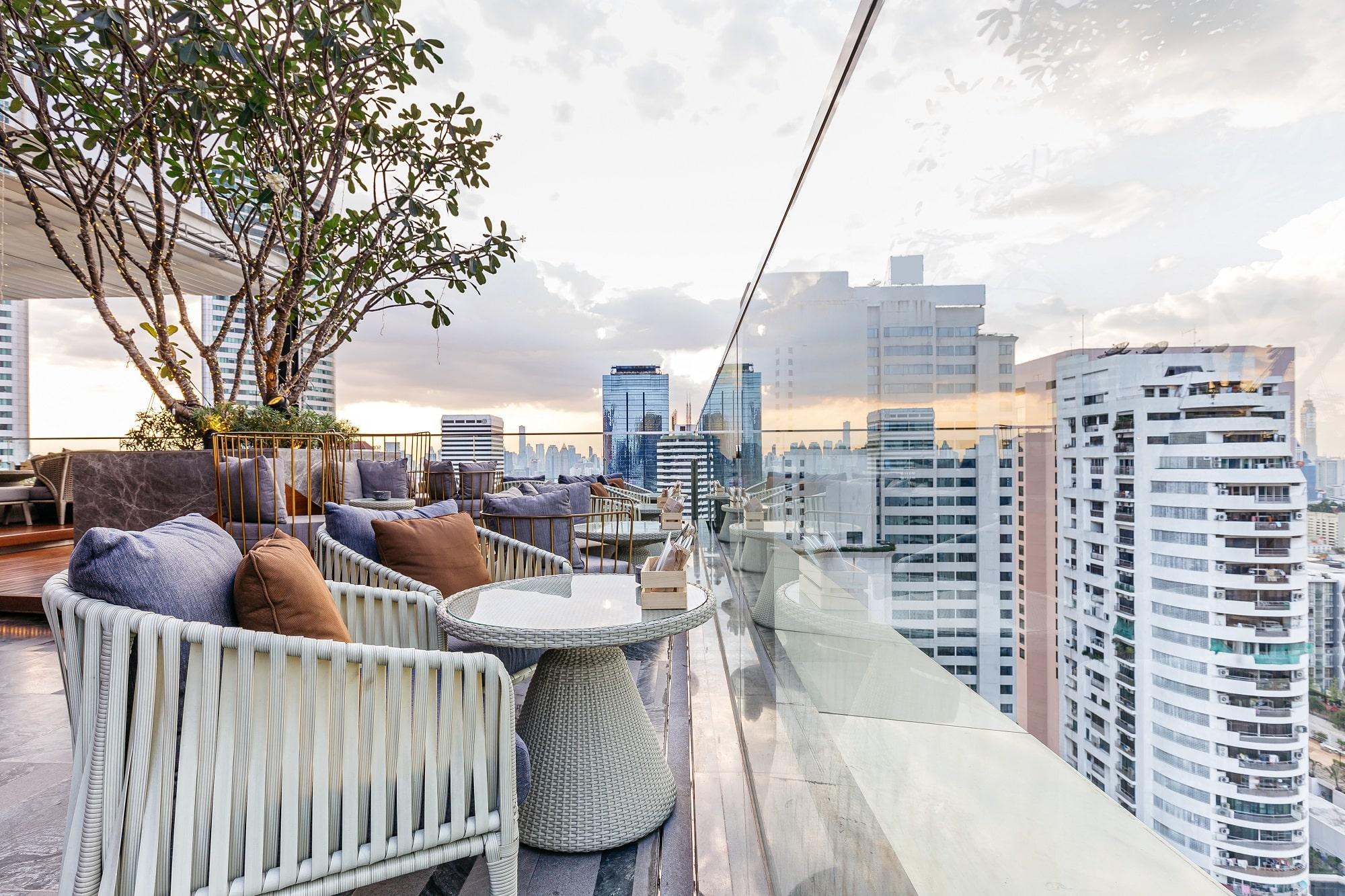 שיפוץ דירת גג בתל אביב