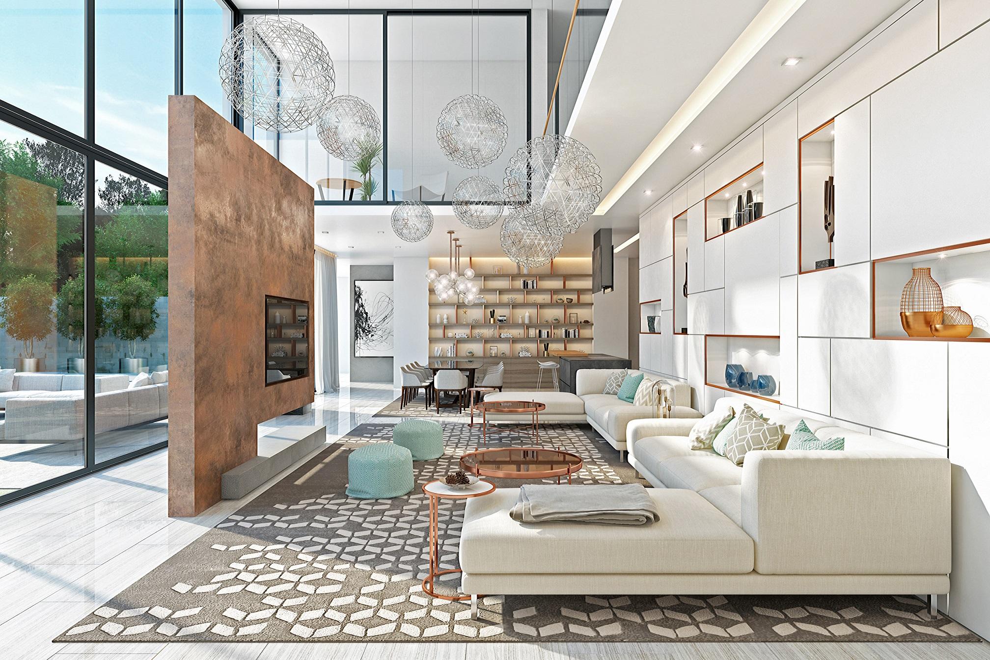 עיצוב בית מודרני תמונות